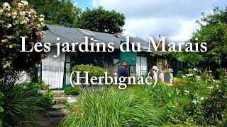 Les jardins du Marais (Herbignac, Loire-Atlantique)