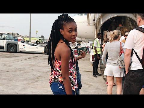 Sao Tome Island Vlog 1    Room Tour And Night Life