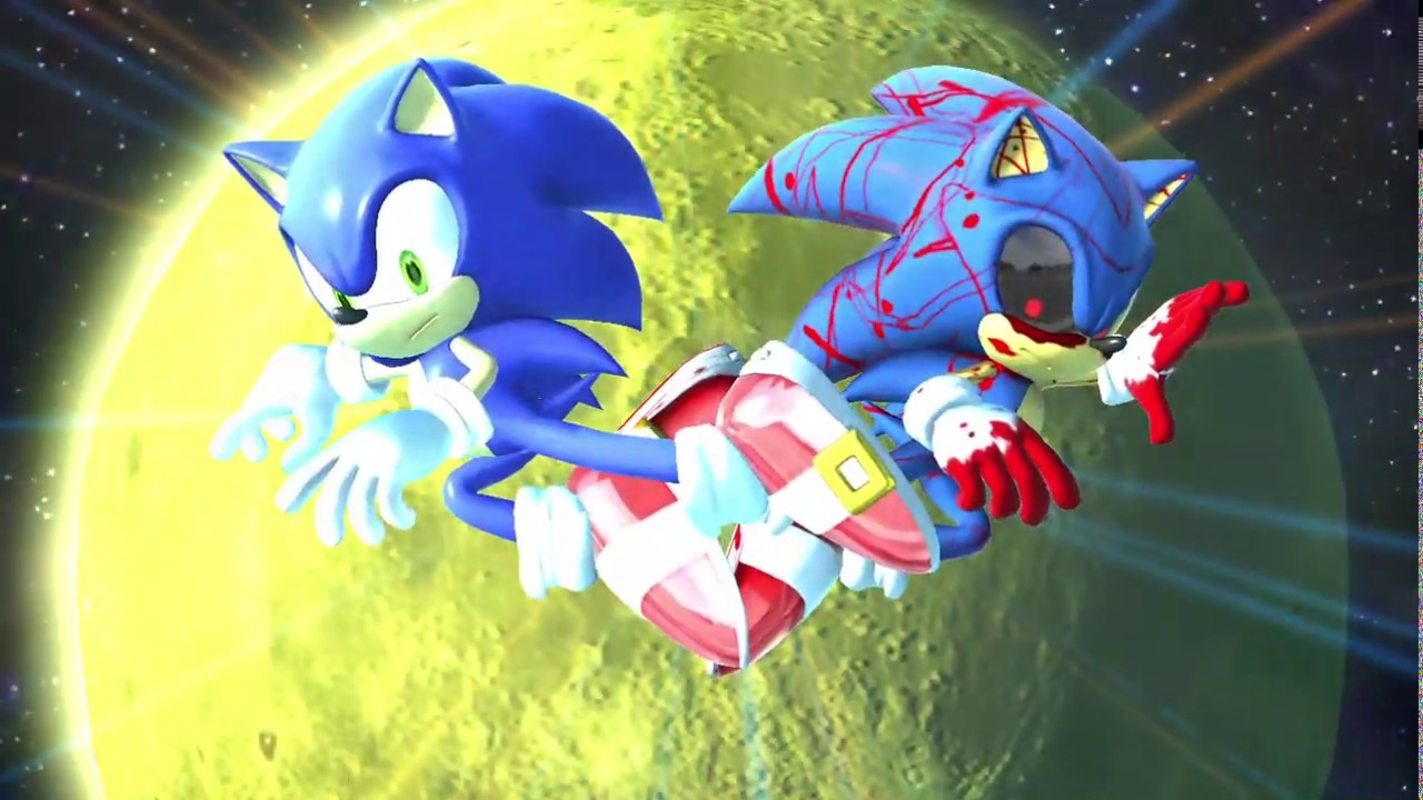 Real Colors Sonic Mod Super Sonic Sonic Generations Youtube