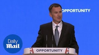 Jeremy Hunt warns Russia: play by the rules or 'price will be high'