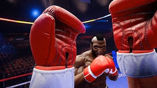 Creed: Rise to Glory VR Boxing w/ Rocky Balboa, Apollo Creed, Clubber Lang, & Ivan Drago