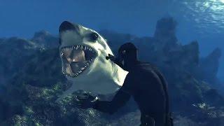 Depth Hunter 2  Deep Dive magyar gameplay halacskás szórakozás