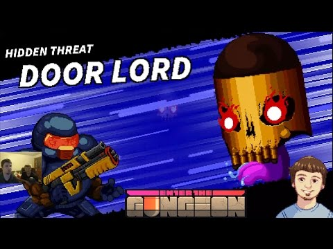 Enter the Gungeon Door Lord Boss Fight!!!  sc 1 st  YouTube & Enter the Gungeon Door Lord Boss Fight!!! - YouTube