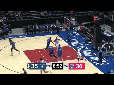 Prince Ibeh skies for the big oop