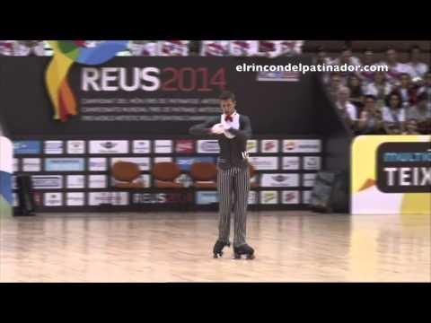 TOP 8 WORLD CHAMPIONSHIP 2014. David Mariano