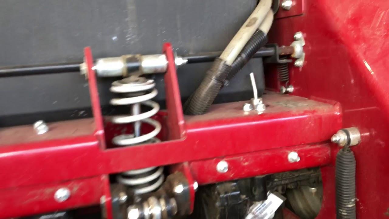 Ferris Z2 Hydrogear Oil Change