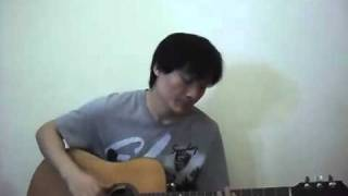 Fingerstyle Guitar - Beat it - Michael Jackson.flv
