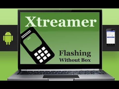 How To Flashing Xtreamer Firmware (Stock ROM) Using Smartphone Flash Tool