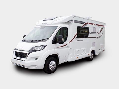 2017 Elddis Impressa 175 Motorhome by Venture Caravans & Motorhomes