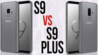 Samsung S9 vs S9 Plus (Comparativo)
