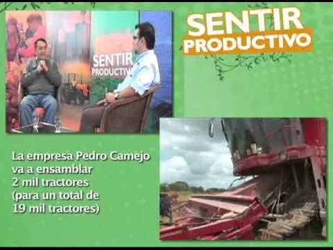 "Sentir Productivo #6 - Ricardo Miranda - Presidente de la Empresa Socialista ""Pedro Camejo"""