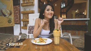 Download Video ICIP ICIP French Toast Sandwich di The Green Cafe | Eps #16 | CRYSTAL Oceani MP3 3GP MP4