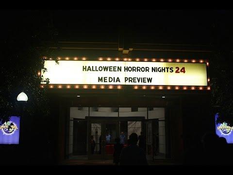 Universal Studios Orlando Halloween Horror Nights HHN24 Media Preview Event w/ House Review