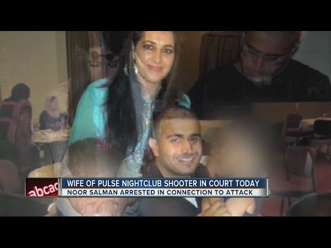 Wife of Pulse nightclub shooter in court today