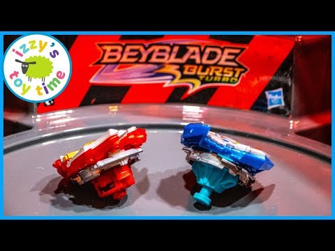 Beyblade TOTAL FAIL | Izzy's Toy Time Fun Toys for Kids
