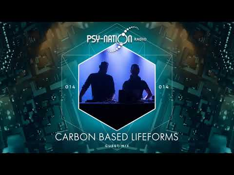 Carbon Based Lifeforms - Psy-Nation Radio 014 Exclusive Mix