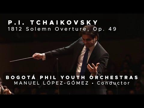 Tchaikovsky  Overture 1812  Manuel LópezGómez