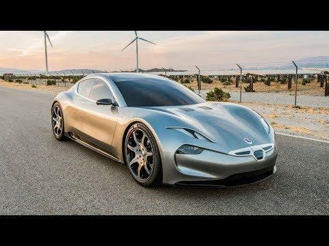 2019 FISKER Emotion Sport Electric Concept Car - Specs Reviews   Auto Highlights