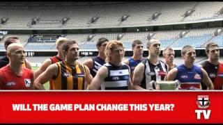 Nick Riewoldt - AFL Captains Day