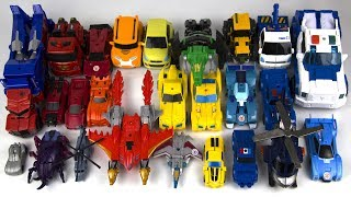 All Robots Transformers - Video about cars. Tobot Toys