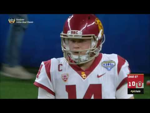2017 - Cotton Bowl - Ohio State Buckeyes vs USC Trojans in 40 Minutes