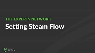 How to Set Steam Flow to a Reboiler in an Amine System