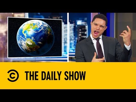 Trevor Noah Tackles Climate Change | The Daily Show With Trevor Noah