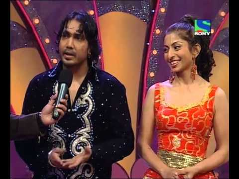 Jhalak dikhlaja season 2 -  Mini Mathur with crazy kiya re