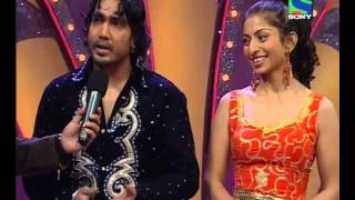 Jhalak dikhlaja season 2 -  Mini Mathur with crazy kiya re
