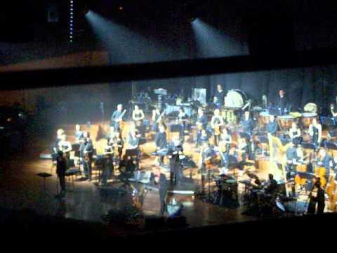 Sting Auditorium Roma 10-11-2010 sala Santa Cecilia