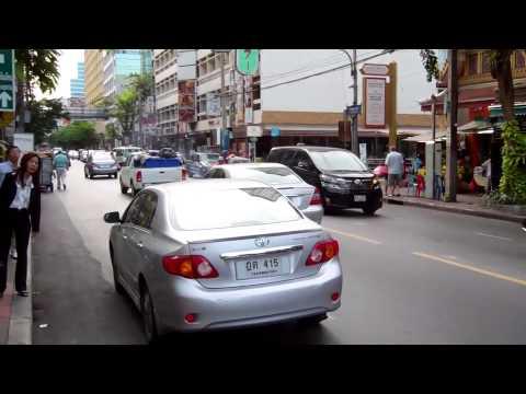Surawong Road Bangkok