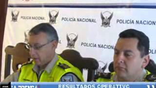 Policía Judicial detiene a expendedores de droga alrededor de burdeles