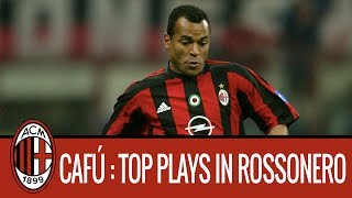 Marcos Cafu: Top Skills, Goals and Plays at AC Milan