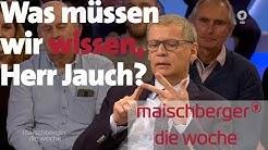 """Was müssen wir wissen? Günther Jauch bei """"maischberger. die woche"""" (13.11.19)"""
