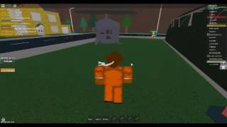ROBLOX REDWOOD PRISON HACK