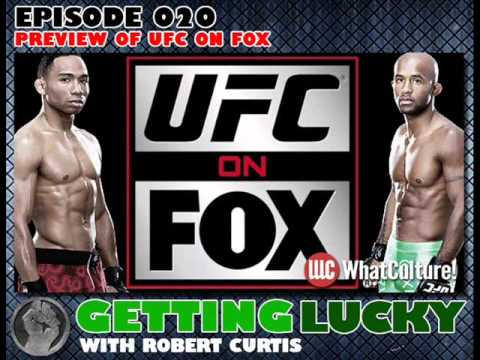 Getting Lucky MMA Podcast - Preview of UFC on Fox 6: Johnson vs. Dodson