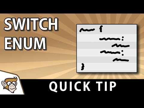 Quick Tip: Use Enums for State handling (Unity Tutorial) - YouTube