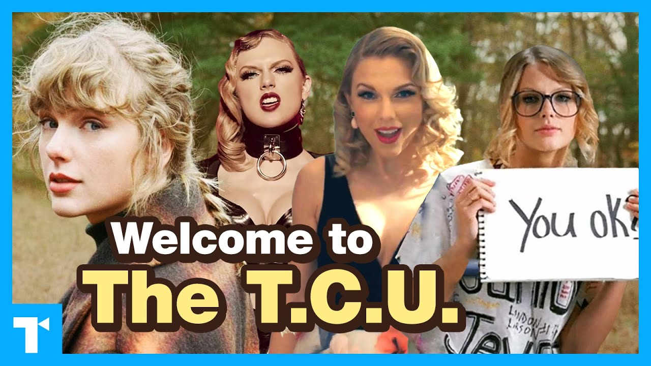 How Taylor Swift Created a Cinematic Universe (The TCU)