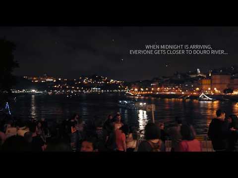 Night of Saint John in Porto