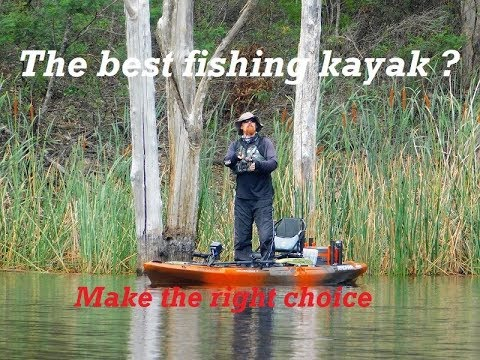 What Is The Best Fishing Kayak, Make The Right Choice.