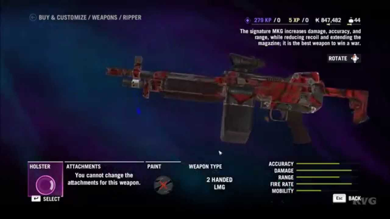 Far Cry 4 All Weapons List Pc Hd 1080p Youtube