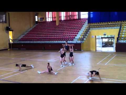 Sport aerobic hai bà trưng 2011