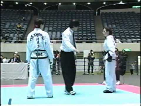 First Asia Taekwon-Do(ITF) Championships (2)