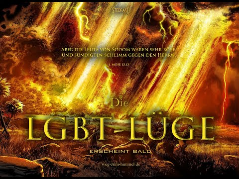 Die LGBT Lüge - Trailer (The Sodomite Deception in German)