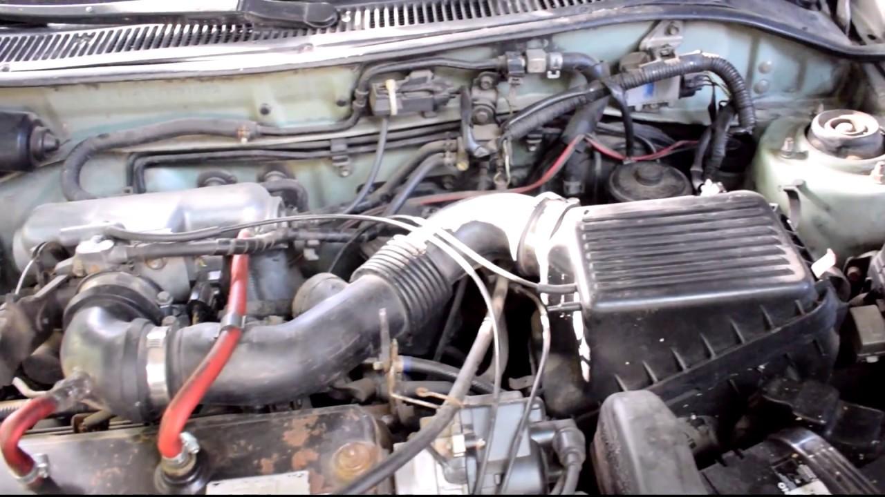Como Reparar La Bomba De El Cluch O Embrague  Toyota Tercel 91  P 1  2