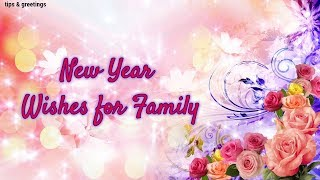Happy New Year Quotes For Family Beautiful New Year Quotes
