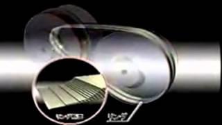 CVT JATCO - Вариатор, принцип действия