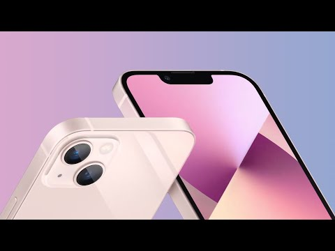 Что показала Apple на презентации iPhone 13
