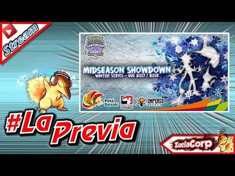 🔴[Stream] #LaPrevia Feat Ramen Midseason Showdown Winter Series Santiago (18/11/2017) | ▶ ZuelaCorp