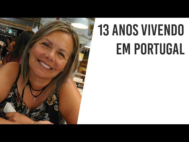 Vivi conta como é MORAR 13 ANOS EM PORTUGAL